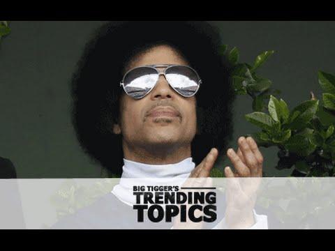 Prince Rocks  &39;SNL&39; Ratings - Trending Topics