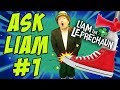 ASK LIAM THE LEPRECHAUN 1 RETURN OF THE SHOE HORN mp3