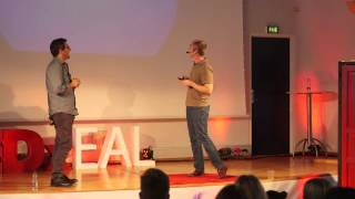 The Museum of Awe and Wonder | Dan Goods & David Delgardo | TEDxEAL