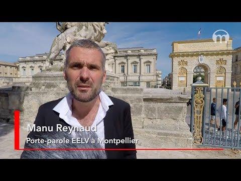 Manu Reynaud EELV sur la démission de Nicolas Hulot