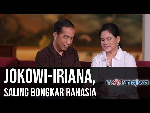 Rahasia Keluarga Jokowi: Jokowi-Iriana, Saling Bongkar Rahasia (Part 3) | Mata Najwa