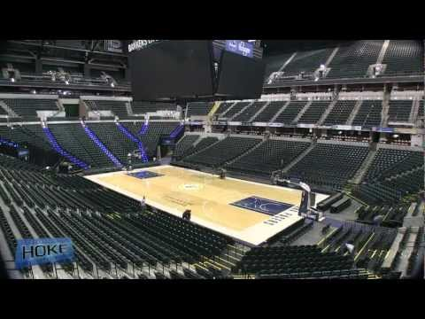 Bankers Life Fieldhouse Timelapse
