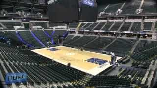 Bankers Life Fieldhouse Timelapse thumbnail
