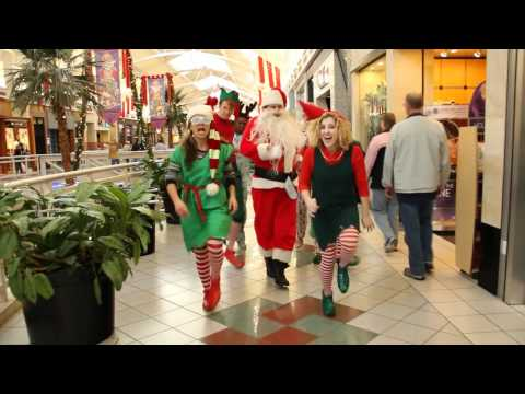 Party Rock Anthem Christmas Parody - Jingle Bell Rock Anthem