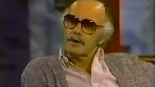 Stan Lee - Thicke of the Night - 1984