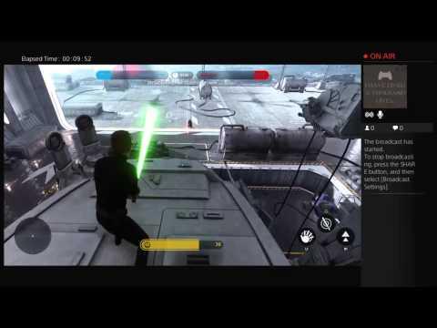 Starwars BattleFront 3 Free Roam