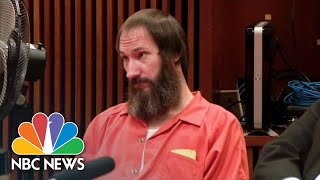 Watch: Homeless Man In GoFundMe Scam Sentenced To Five Years Probation | NBC News