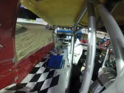 Accord Speedway Rookie Sprtsman Heat Race 8/5/16