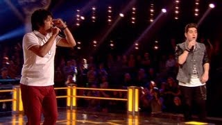 The Voice UK 2013 | Karl Michael Vs Nadeem Leigh: Battle Per...