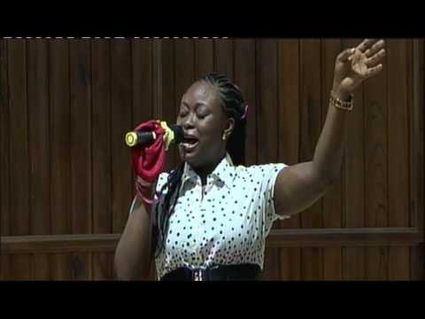 Bishop Abu Koroma -  I WILL NOT GO BACK THE SAME