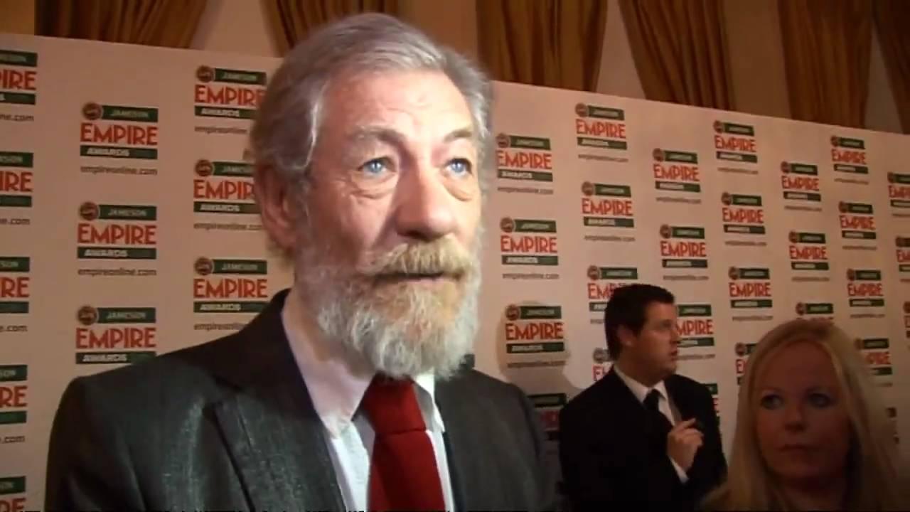 Download Ian McKellen talks about The Hobbit