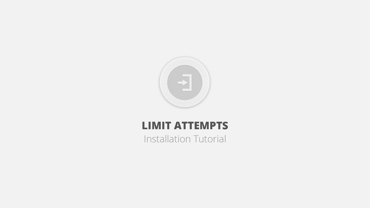 Limit Attempts by BestWebSoft – WordPress plugin | WordPress org