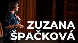MUDr. Zuzana Špačková (I AM ZUZ) - Jak být duševně zdravý?