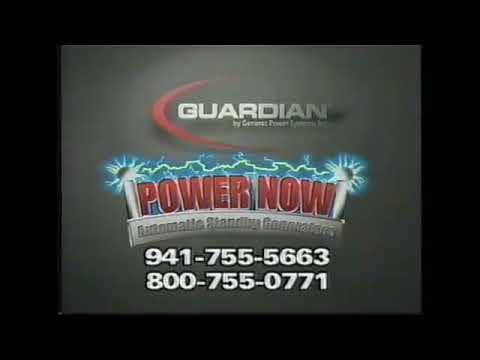 Download Guardian Power Generators commercial  (2006)