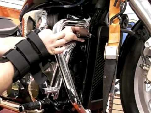 install: highway bar national cyclecrusier customizing nc