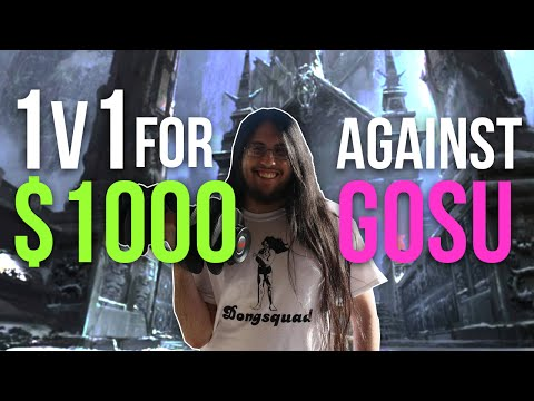 Imaqtpie - 1v1 FOR $1000 AGAINST GOSU
