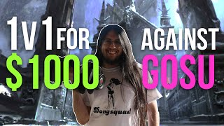 One of Imaqtpie's most viewed videos: Imaqtpie - 1v1 FOR $1000 AGAINST GOSU