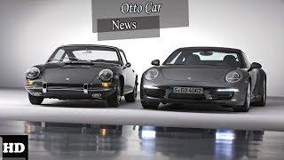 Hot News !!! Porsche Evolution – Porsche 911 2017 vs  Porsche 911 1970
