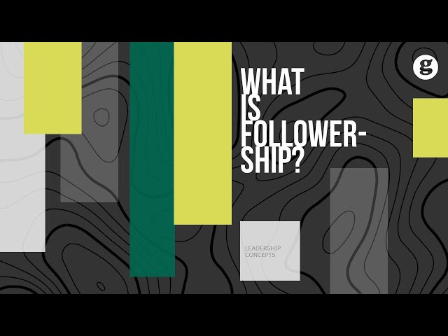 What is Followership?
