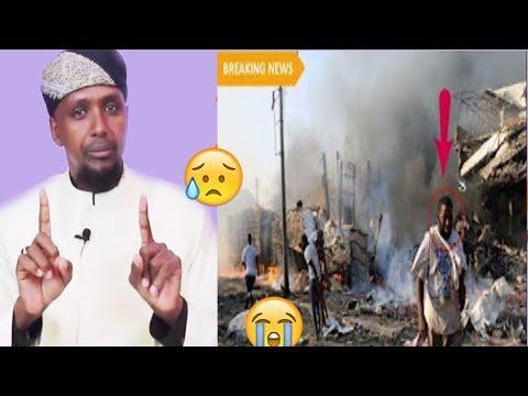 MURUGO:sheikh Kenyaawi oo la Ilmeeyay Qaraxii Lagu Baaba`ay Ee Muqdisho ka dhacay