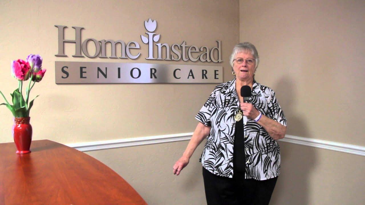 Home Instead CAREGivers Ocala, FL | Caregiving as a Career ...