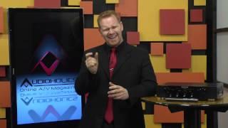marantz PM6005 Integrated Amplifier Video Review