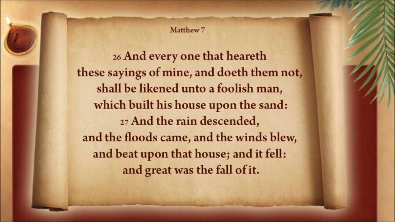 matthews sermon on the mount essay Exegesis of the gospel according to matthew chapter 5:3-12 the eight beatitudes in matthew's gospel, starting with chapter five verses three through twelve, jesus tells us of the eight beatitudes.