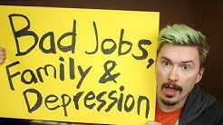 Bad jobs, Family and Depression
