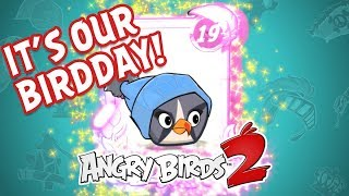 Angry Birds 2 turns 3!