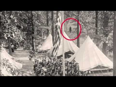 Slender Man Sightings 2013 (Google)