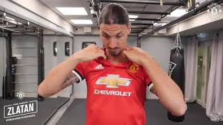 Zlatan ibrahimovich #mufc 10 in contract
