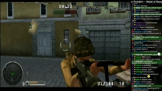 Medal of Honor: Heroes [PSP] - Прохождение - 1 часть