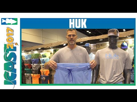 "HUK NXTLVL 10.5"" Shorts And The Fresh Water Bass Boardshorts 
