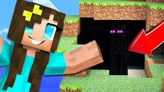 Searching for SECRET TREASURE!! (Minecraft)