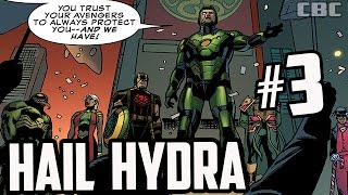 "Hail Hydra #3 Secret Wars ""Nazi Avengers"" Recap & Review"