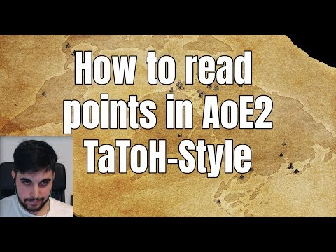 AoE2 | How to win games by reading points