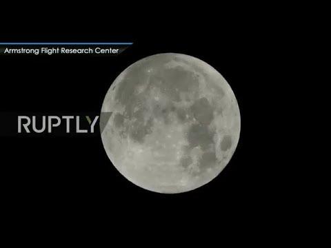 LIVE: Super blue blood moon lunar eclipse