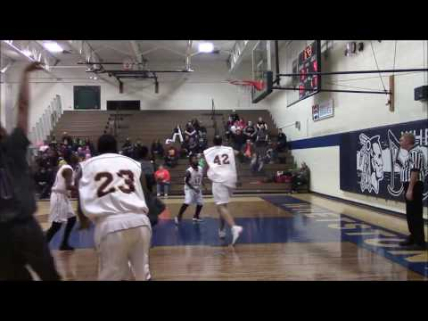 2017 Hamilton County Ballers Div 1 Sectionals