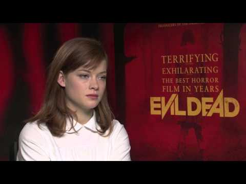 Evil Dead Jane Levy Interview