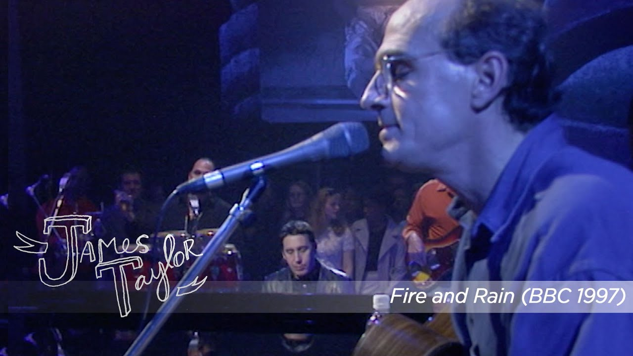 James Taylor - Fire and Rain (Later With Jools Holland, 5/17/1997)