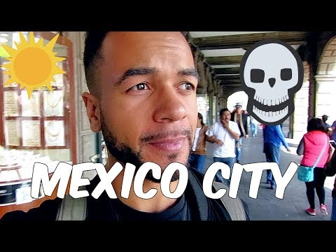 Layover in Mexico City