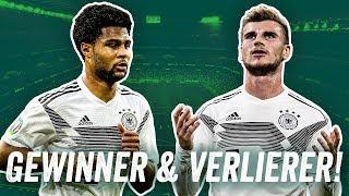 Gnabry, Werner, Brandt: Gewinner & Verlierer des DFB-Teams 2019!