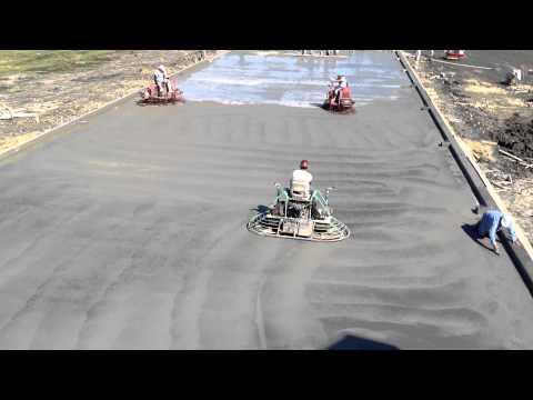 SOUTHEAST TEXAS CONCRETE-RIDE ON TROWEL MACHINES-ALLEN ENGINEERING