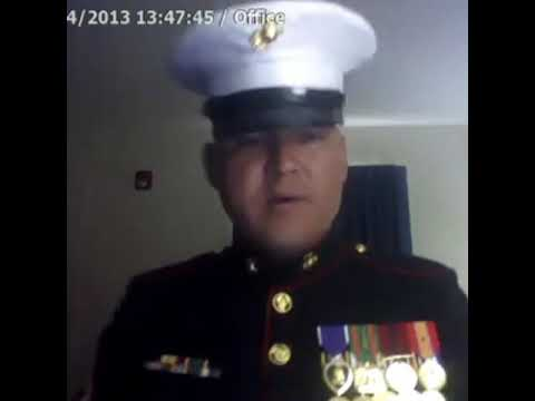 Song of the Marines. 2013 2nd Marine Division MC ball.