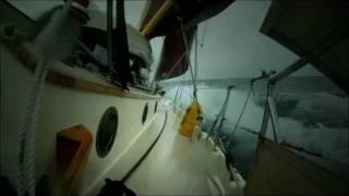 Bristol Channel Cutter 28: Broad Reaching Towards Nova Scotia