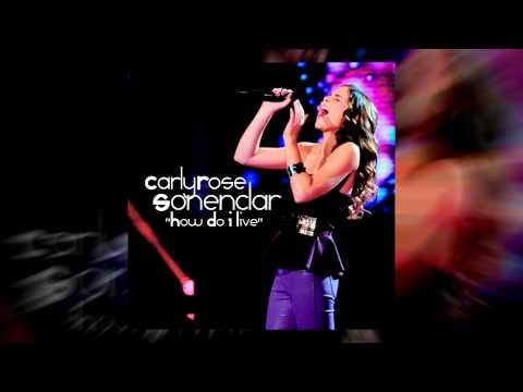 Carly Sonenclar - How Do I Live Ft. LeAnn Rimes (The X Factor Finale)