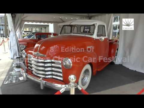 Register for Emirates Classic Car Festival 2016