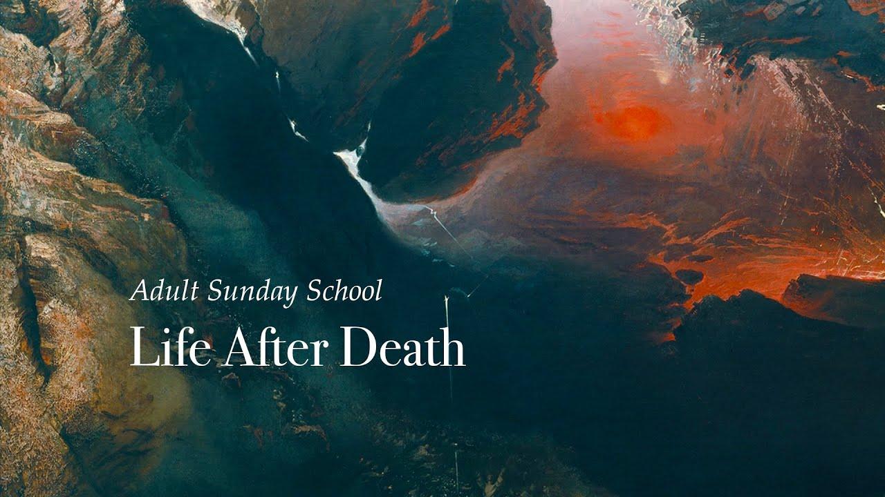 Adult Sunday School April 12, 2020