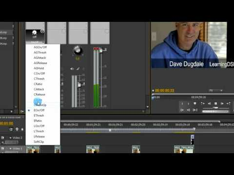 Mixing Voice-Over with Music Bed using Dynamic Controls - Tutorial