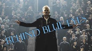 [Fantastic Beasts: The Crimes of Grindelwald] Gellert - Behind blue eyes